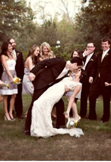 My Wedding Chat: Beyond Bridesmaids: A List of Wedding Roles