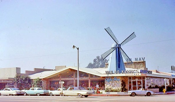 North Hollywood, CA....looks like early 1960's ??