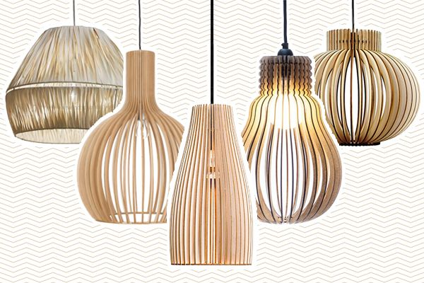 17 best ideas about lampen aus holz on pinterest