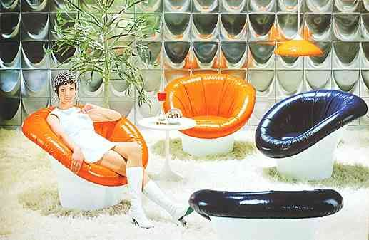 More hideous furniture from the 1970's