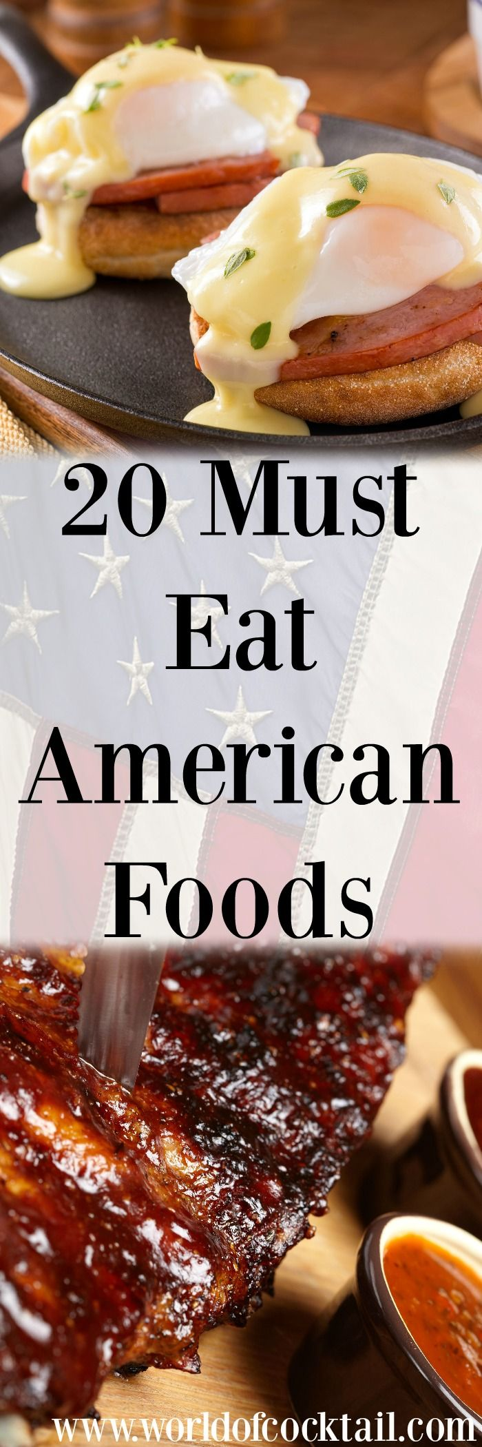 America is one of the largest countries in the world. Therefore we can expect from this, it also hides a lot of flavor and all sorts of goodies. Check out... [Continue Reading]