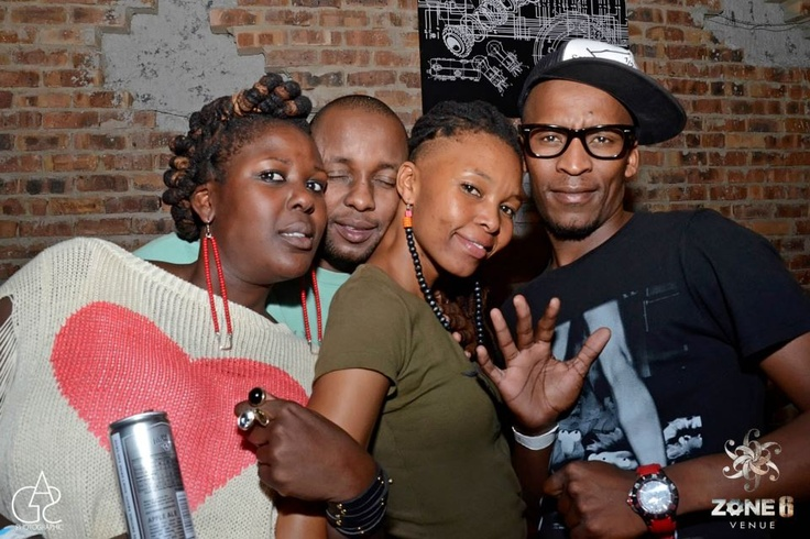 Dj Curious and friends