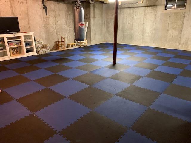 Foam Interlocking Mats For Kids In 2020 Playroom Flooring Finishing Basement Remodeling