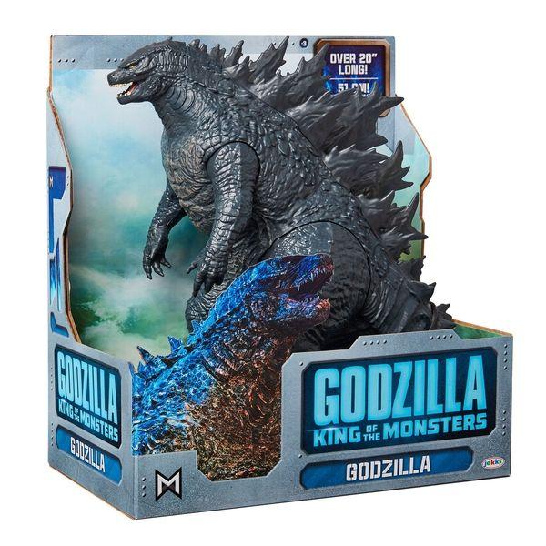 Godzilla King Of Monsters Toys From Jakks Pacific Godzilla