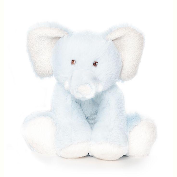 Lichtblauwe olifant