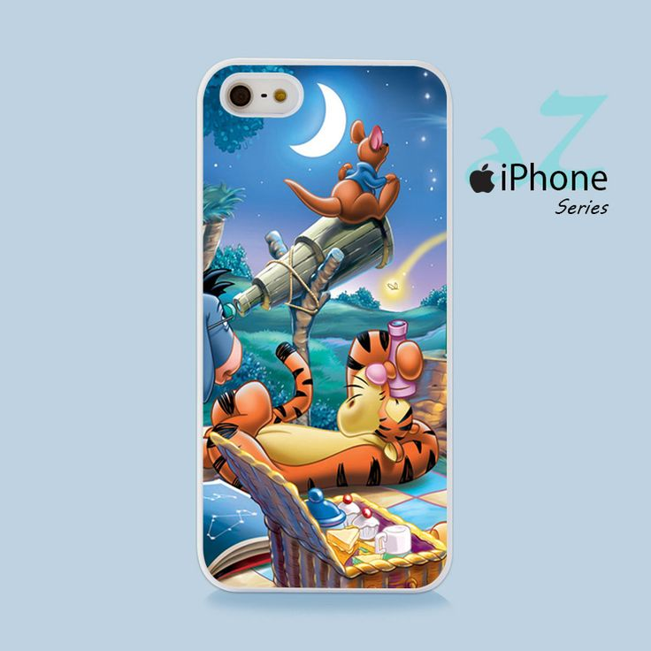 Tiger In The Night Phone Case | Apple iPhone 4/4s 5/5s 5c 6/6s 6/6s Plus Samsung Galaxy S3 S4 S5 S6 S6 Edge S7 S7 Edge Samsung Galaxy Note 3 4 5 Hard Case
