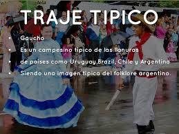 Resultado de imagen para argentina traje tipico gaucho