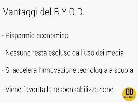 Corso di Formazione: B.Y.O.D. (Bring Your Own Device) - YouTube