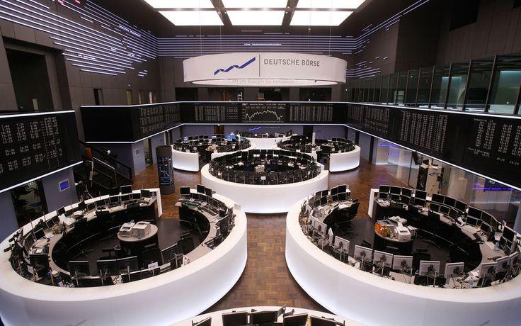 Deutsche Börse   ATELIER BRÜCKNER
