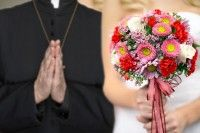 Should Priests Be Allowed To Marry? // We ask a question that rolls around in a lot of people's minds about Catholic priests not being allowed to marry