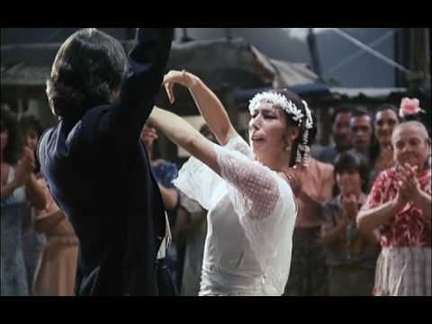 El amor brujo (de Saura),wedding, Antonio Gades, Cristina Hoyoa (1986)  This is the last of Carlos Saura's flamenco trilogy made in 1986. It is set to Manuel de Falla's ballet El amor brujo (Love, the Magician)..