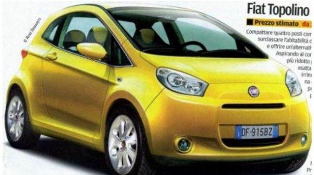 Fiat Topolino: a breve il ritorno della storia auto? (FOTO)