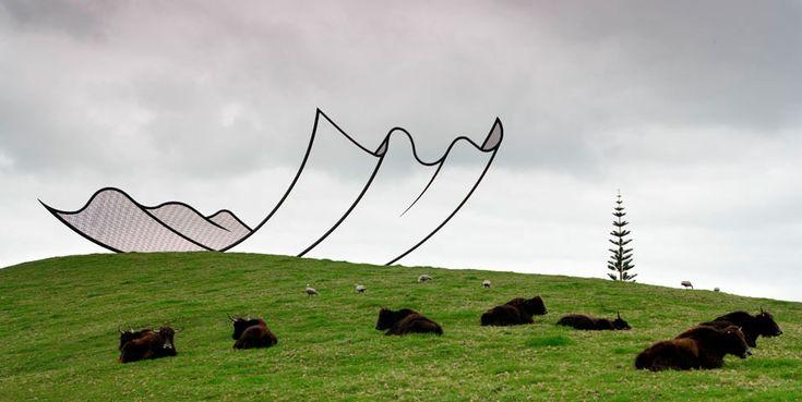 Neil Dawson, Horizons - Gibbs Farm