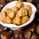 Las castañas previenen la hipertensión, la anemia y la retención de líquidos…