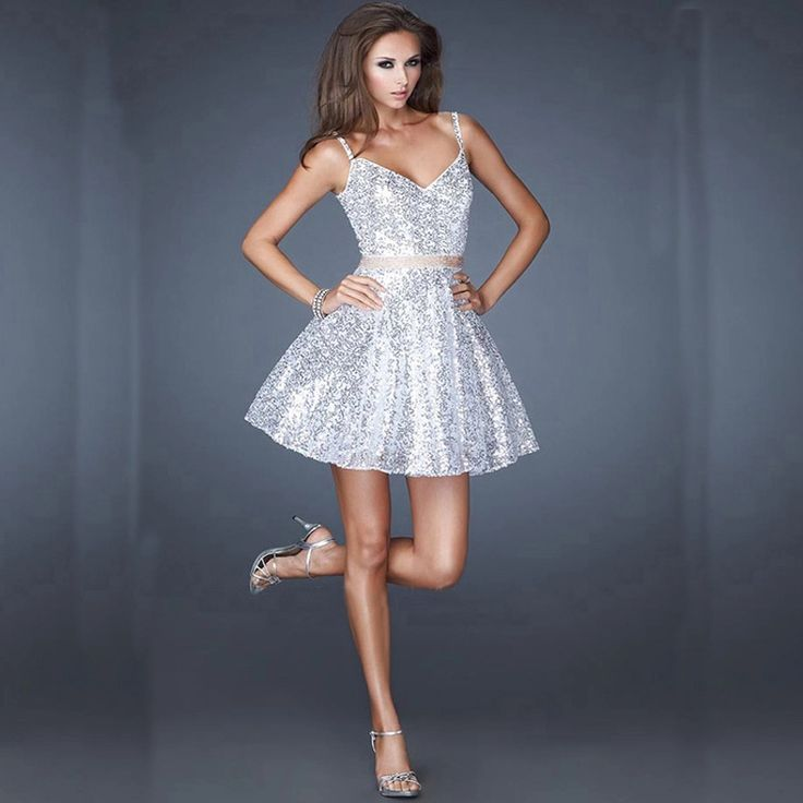 24 best Silver Dresses images on Pinterest  Bridesmade dresses Bridesmaid a line dresses and