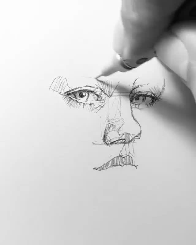 Pencil Sketch Artist Efrain Malo In 2020 Pencil Art Drawings