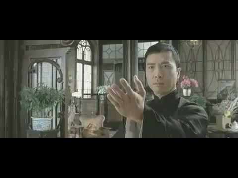 trailer for Ip Man movie. the same kung fu my husband teaches right here in Chicago (mjvingtsun.org)