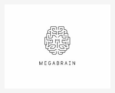 23 Smart Brain Logo Design Examples - XDesigns