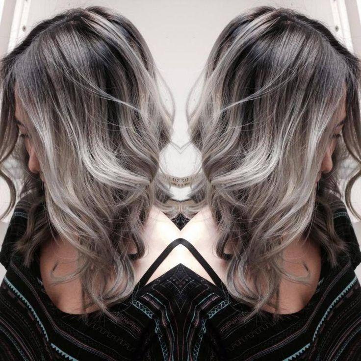 18 colorations dans les teintes de noir, gris et blanc! Oseriez-vous!? - Trucs et Astuces - Trucs et Bricolages