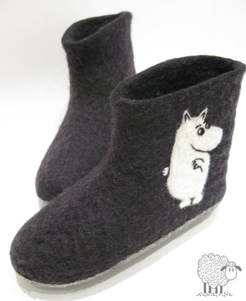 cozy with moomin♥