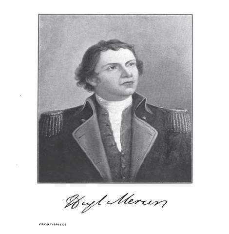 Genealogy profile for Hugh Mercer, Sr., Brig. Gen. Continental Army