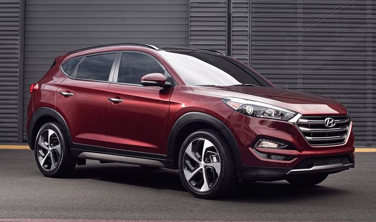2016 / 2017 Hyundai Tucson for Sale in your area