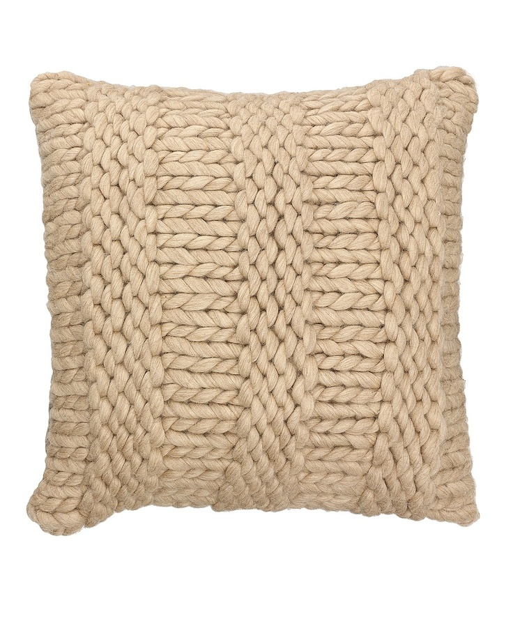 Lora Thick Knit Cushion from Lombok