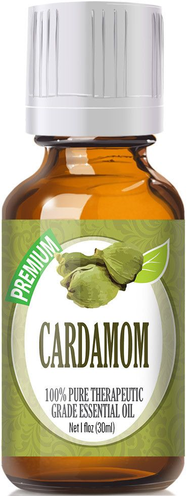Cardamom Essential Oil has a sweet, vinegary scent with floral and herbal undertones reminiscent of eucalyptus. Botanical Name: Elettaria cardamomum