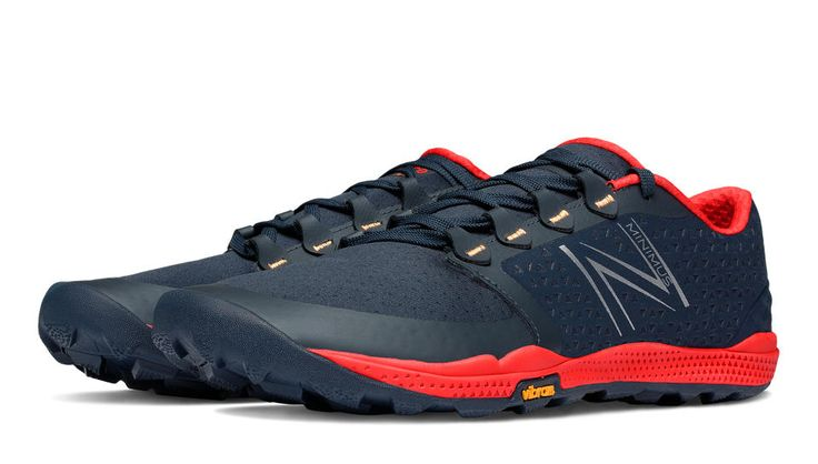 Minimus 10v4 Trail, Outer Space with Red