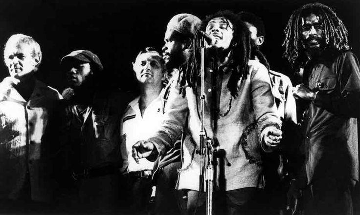 One Love Peace Concert - Kingston - Bob Marley