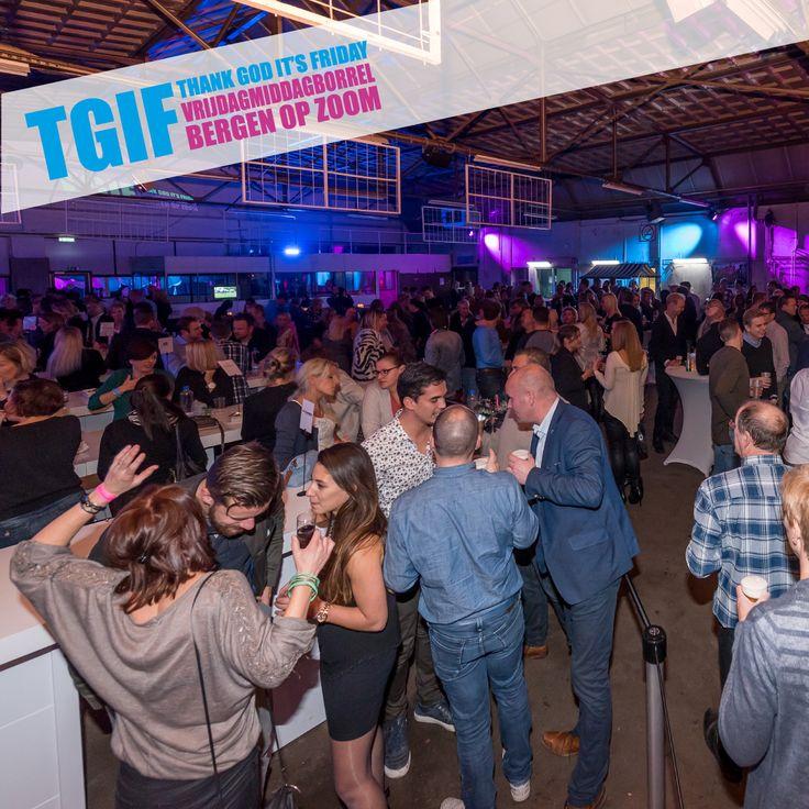 Wij kijken terug op een geweldige Indoor Edition! Dankjewel partners, vips en bezoekers voor een superseizoen van @TGIF_BoZ!