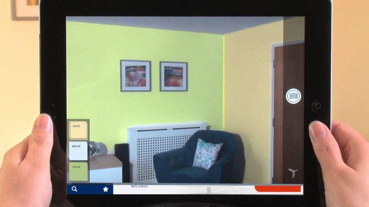 Περιηγηθείτε στα χρώματα της Vivechrom και δοκιμάστε τα live στους τοίχους του σπιτιού σας με το application Vivechrom Visualizer demo...