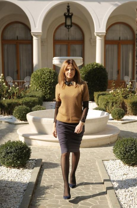 Natalia Poklonskaya spice up Russian Parliament