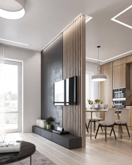 Tasseaux de bois – Style design