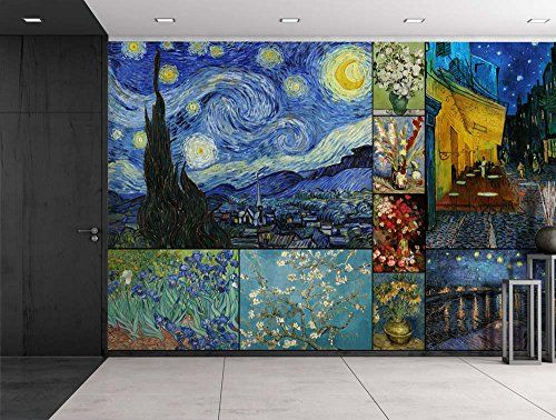 Van Gogh Projects For Kids   10 Inspiring Ideas To Try With Your Kids,  Celebrating U0027Inspire Your Heart With Art Dayu0027 Starry Night, Sunflowers, Art  U0026 Craft.