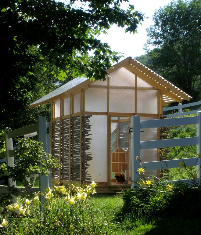 11 Best Images About Modern Chicken Coops On Pinterest