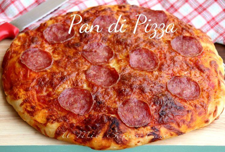 Pan di Pizza ricetta impasto che lievita in frigo