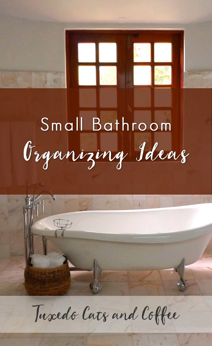 Bathroom Items If Your Small Bathroom Does Not Have Enough Storage
