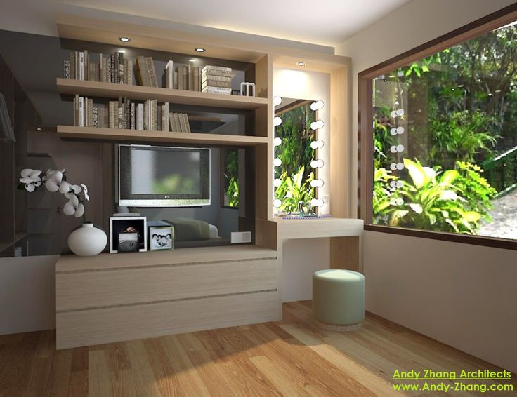 TV Table + Dresser