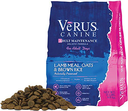 Verus Adult Maintenance Dry Dog Food 15 Bag To View Further