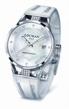 Zegarek Damski Locman Montecristo Lady to damska wersja znanego i cenionego męskiego zegarka Montecristo.   Ta malownicza wyspa jest widoczna z okien manufaktury Locmana i natchnęła ich do stworzenia flagowego produktu.   Czasomierz charakteryzuje się niebanalnym wyglądem i najwyższą jakością wykonania.  Wodoszczelność: 100 metrów  Mechanizm: kwarcowy