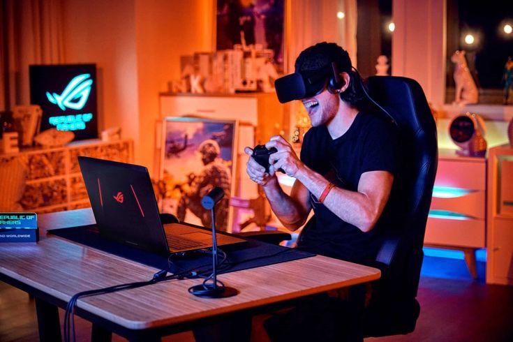 Asus ROG apresenta o primeiro portátil gaming AMD Ryzen
