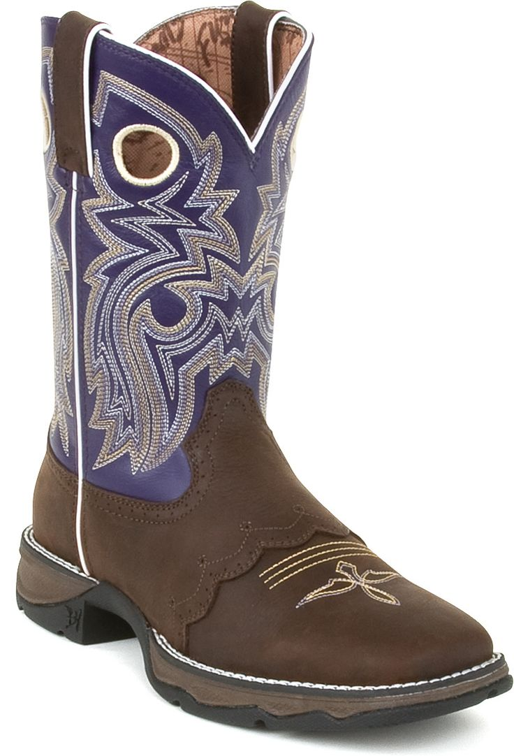 western boots for women | Women's Flirt with Durango Women's Saddle Western Boot - RD3576 ...