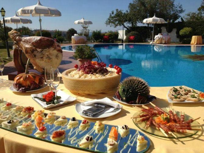 Trreno Hotel Club in Calabria #Ricevimento di Nozze in #Calabria