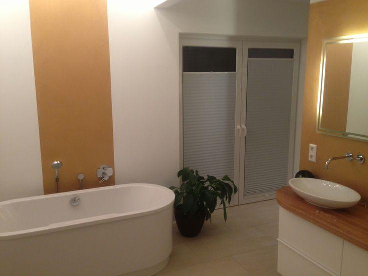Auch für Türen fertigen wir sensuna® Plissees nach Maß wie für - sichtschutz für badezimmerfenster