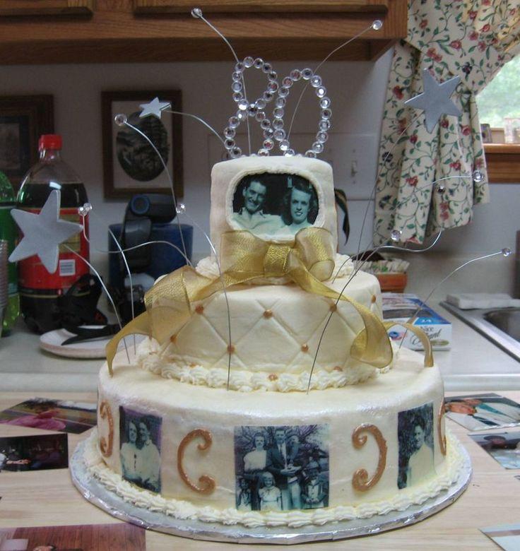 Pop's 80Th Birthday Cake on Cake Central