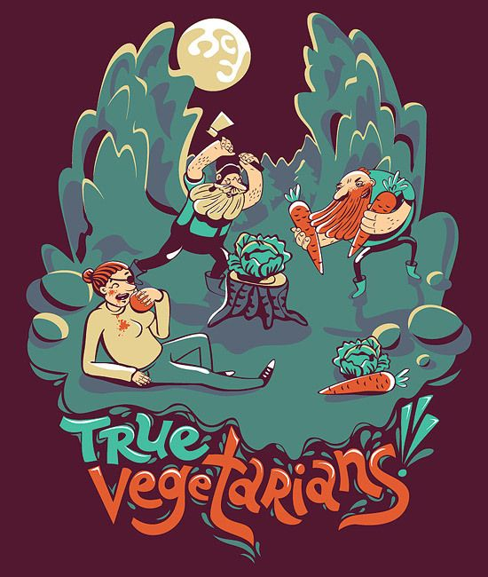 cool t shirts t shirt designs cartoon forward vegetarians t shirt