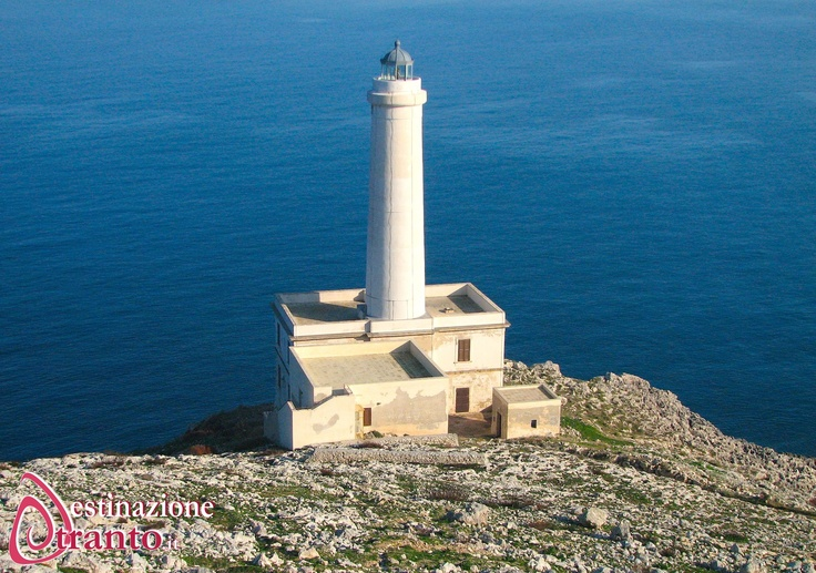 Otranto, Faro di Punta Palascìa - punto più orientale d'Italia
