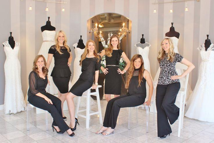 Uptown Bridal & Boutique - Chandler, AZ - www.uptownbrides.com - bridal salon - bridal consultants