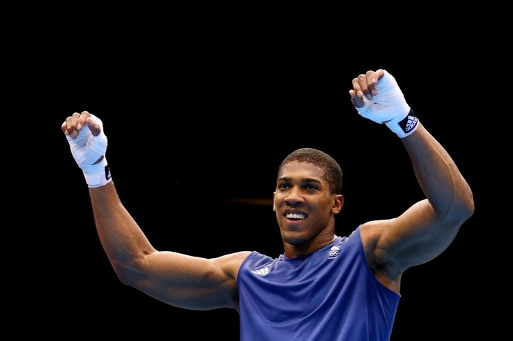 GOLD for Anthony Joshua in the Men's Super Heavy Boxing final against Roberto Cammarelle of Italy at ExCeL. What an incredible fight - and the last Individual Gold Medal Britain won in the 2012 Olympic Games.
